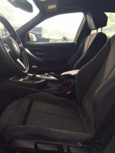 BMW 318 D TOURING 143ch M SPORT int