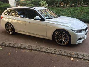BMW 318 D TOURING 143ch M SPORT avant