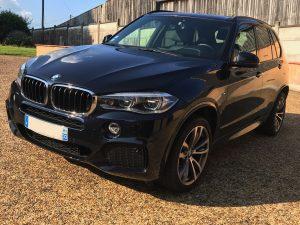 BMW X5 (F15) X DRIVE 40D 313ch M Sport BVA8 avant