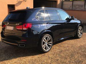 BMW X5 (F15) X DRIVE 40D 313ch M Sport BVA8 arriere