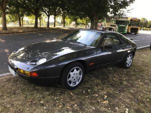 PORSCHE 928 GT V8 5.0L 330 CH