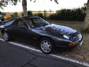 PORSCHE 928 GT V8 5.0L 330 CH avant 2