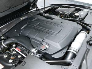 JAGUAR XKRS 4.2 V8 SURALIMENTE BVA6 moteur