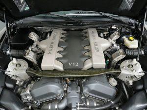 ASTON MARTIN VANQUISH 5.9 V12 466ch moteur