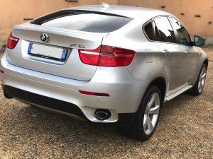 BMW X6 XDRIVE 35 DA 286ch LUXE arriere