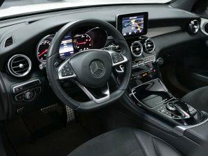 Mercedes GLC 220d 4 MATIC AMG Line 9G Tronic int