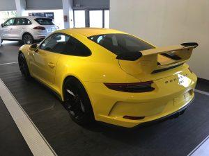 PORSCHE 911 991 GT3 (2) 4.0L 500ch arriere