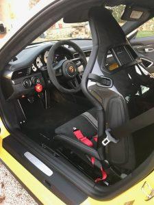 PORSCHE 911 991 GT3 (2) 4.0L 500ch int 1