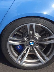 BMW M3 F80 431ch DKG7 jantes