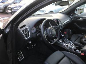 AUDI SQ5 3.0 V6 Biturbo 313 ch Quattro Tiptronic 8 int