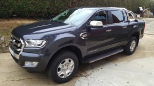 FORD RANGER 3.2 TDCI 200ch AUTO DOUBLE CAB LIMITED avant