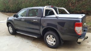 FORD RANGER 3.2 TDCI 200ch AUTO DOUBLE CAB LIMITED arriere