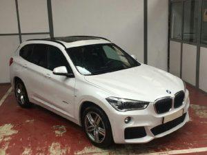 BMW X1 F48 XDRIVE 18D M SPORT BVA8 150CH avant