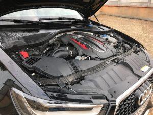 AUDI RS6 AVANT 4.0 TFSI 560ch QUATTRO TIPTRONIC moteur