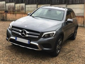 MERCEDES GLC 220d 170ch 4 MATIC 9G TRONIC LAUNCH EDITION avant