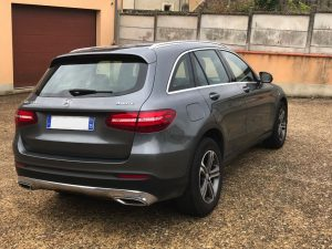 MERCEDES GLC 220d 170ch 4 MATIC 9G TRONIC LAUNCH EDITION arriere
