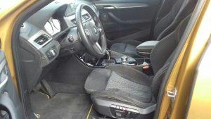 BMW X2 XDrive 20d 190ch M Sport int2
