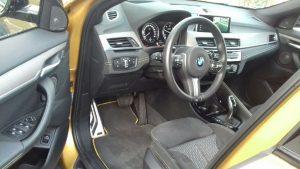 BMW X2 XDrive 20d 190ch M Sport int1
