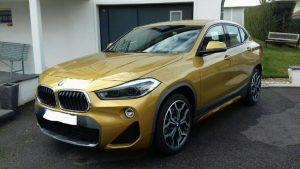BMW X2 XDrive 20d 190ch M Sport avant