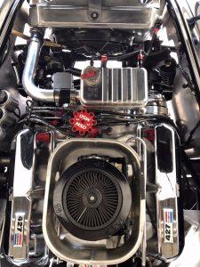 AC COBRA HTM 427 moteur