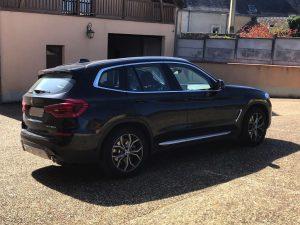 BMW X3 XDrive 20DA 190ch XLine arriere