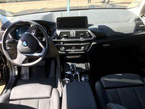 BMW X3 XDrive 20DA 190ch XLine int