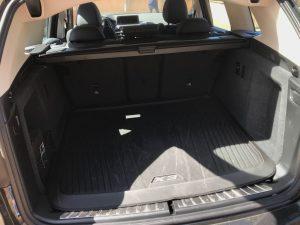 BMW X3 XDrive 20DA 190ch XLine coffre