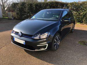 Volkswagen GOLF 7 1.4 TSI GTE DSG 5P avant