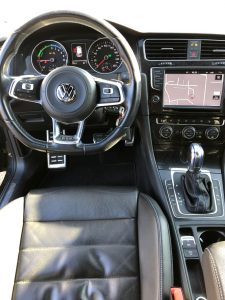 Volkswagen GOLF 7 1.4 TSI GTE DSG 5P int