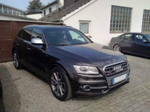 AUDI SQ5 3.0 V6 Biturbo Quattro Competition Tiptronic 8