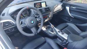 BMW (F22) coupe M235IA 326ch int