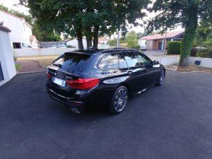 BMW SERIE 5 (G31) TOURING 530DA XDRIVE 265 M SPORT arriere
