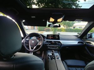 BMW SERIE 5 (G31) TOURING 530DA XDRIVE 265 M SPORT int