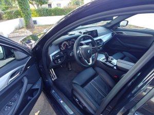 BMW SERIE 5 (G31) TOURING 530DA XDRIVE 265 M SPORT int2