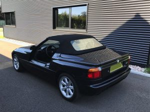 BMW Z1 2.5 170ch arriere capote