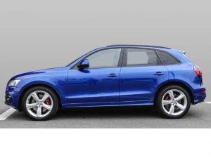AUDI SQ5 3.0 TDI COMPETITION 326CH lateral