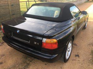 BMW Z1 2.5 170ch arriere