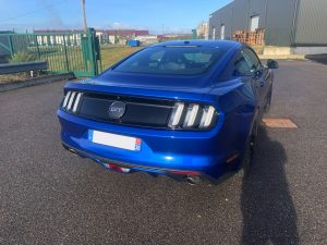 FORD MUSTANG VI FASTBACK  5.0L GT BV6 V8 422ch PREMIUM arriere
