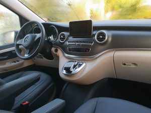 MERCEDES CLASSE V 250 MARCO POLO int2