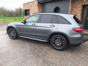 MERCEDES GLC 220d 4 MATIC SPORTLINE 9G-TRONIC lateral