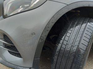 MERCEDES GLC 220d 4 MATIC SPORTLINE 9G-TRONIC pneus